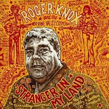 LP-ROGER KNOX-STRANGER IN MY LAND NEW VINYL RECORD