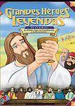 Grandes Heroes y Leyendas de la Biblia: La Ultima Cena, la Crucific - Ex-library