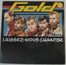 Gold 45 Tours Liberatore 1986