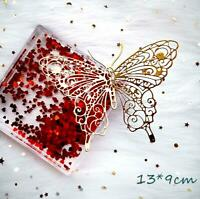 Butterfly Metal Cutting Dies Stencil Scrapbooking Paper Card Crafts Embossing