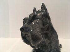 New ListingRoyal Copenhagen Scottie Scottish Terrier Porcelain Dog Figurine 4917