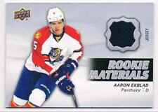 2014-15 SERIES TWO AARON EKBLAD ROOKIE JERSEY JERSEY 1 COLOR CS FLORIDA PANTHERS