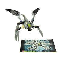 LEGO Bionicle Winged Rahi Klakk Set 20005 Complete with Instructions no Box