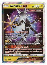Pokemon - Xurkitree GX SM68 Ultra Beast Card - Holo Foil - Promo (Normal Size)
