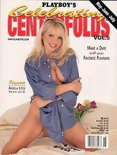 playboycelebrating centerfolds vol.5 ANGELA Little JULIO 2000