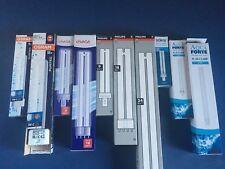 UVC Ersatzlampe Röhre Entkeimung erhältlich in 5 7 9 11 13 18 24 36 55 75 Watt