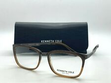 NEW KENNETH COLE NEW YORK  KC0274 062 BROWN HORN  55-18-145MM / CASE