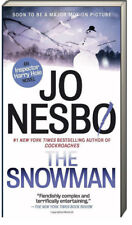 Harry Hole  The Snowman by Jo Nesbø (2016, Mass Market Paperback) NEW
