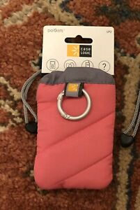 New! Case Logic UP-2 Universal Pockets Medium - Pink
