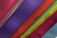 Grosgrain Ribbon 20 yds you will get 1 yd 20 different colors, 7/8 inch brights