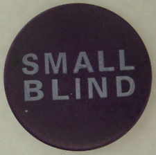 "2"" Purple Small Blind Poker Button by Brybelly"