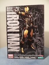 IRON MAN KOTOBUKIYA ARTFX+ PVC STATUE Marvel Comics Now! Avengers 1/10th NEW