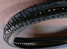 2 New Vee Rubber MTB Mountain Bike Bicycle Tire 26x2.00 Black 51-559 Pair