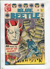 BLUE BEETLE #4 - THE MAN of the MASK! - (7.5) 1967