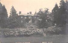 Herefordshire - BRODBURY, Brodbury House near Bredwardine - Real Photo used 1921