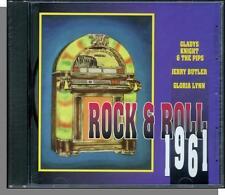Rock & Roll 1961 - New CSI Classic Sound Various Artists CD!