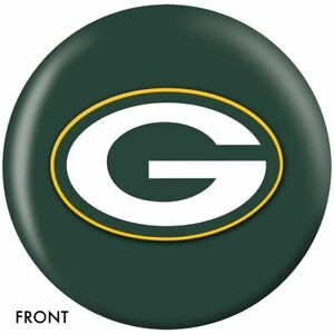 12lb On The Ball Bowling NFL GREEN BAY PACKERS 1st Quality Bowling Ball New