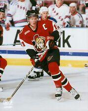 Daniel Alfredsson Ottawa Senators Licensed Unsigned Glossy 8x10 Photo (B)