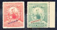 Perú 1899 116-117 ** specimen de lujo (47676a