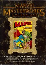 NEW Marvel Masterworks Golden Age Vol 60 Marvel Mystery Comics #5-8 Limited Ed.