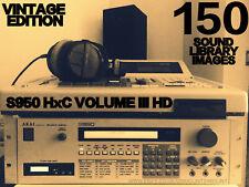 150 Akai S950 S1000 Sound Library Images For HxC Floppy Emulator - VOLUME 3