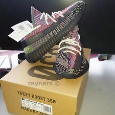 UK 9 Adidas Yeezy Boost 350 V2 Yecheil EUR 43½ US 9½ FW5190 Non Reflective