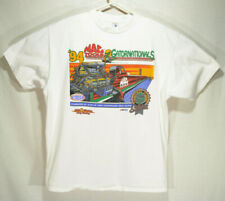 Vintage 1994 Mac Tools GATORNATIONALS NHRA Drag Racing T-SHIRT 3XL Vtg Flordia