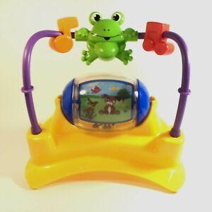 Baby Einstein Neighborhood Friends Jumper Toy Frog Replacement Spinner