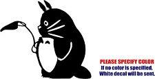 "Totoro Studio Ghibli #5 Decal Sticker Jdm Funny Vinyl Car Window Bumper Truck 9"""
