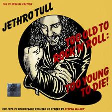 JETHRO TULL - TOO OLD TO ROCK 'N' ROLL (VINYL) RSD 2016