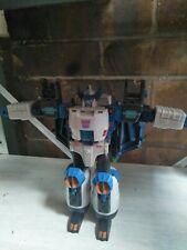 Vintage Blue Transformer