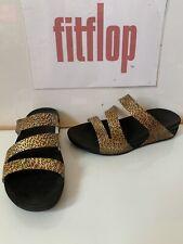 FitFlop Superjelly Twist Sandals Size UK 6 EU 39