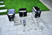 OEM  BMW R1200GS K25 Adventure BMW Touratech Luggage side + top cases  panniers