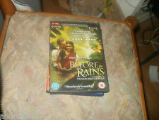 Before The Rains       2008 12 Starring: Linus Roache uk dvd