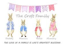 Cute Personalised Grandchildren Print Nan Nanny Grandma Christmas Birthday Gift