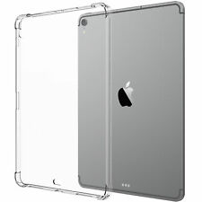 Luvvitt iPad Pro 11 Case CRYSTAL VIEW Flexible TPU Slim Back Cover 2018 - Clear
