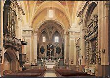 AA3697 Casarano (LE) - Interno Chiesa Matrice - Cartolina postale - Postcard