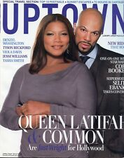 QUEEN LATIFAH  Uptown Magazine APRIL/MAY 2010 BRAND NEW UNREAD