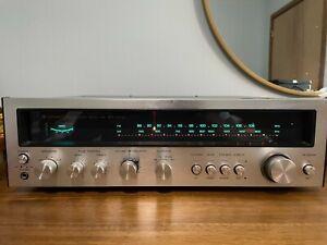 Nice Vintage Kenwood KR-2400 AM-FM Stereo Tuner Amplifier Receiver