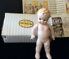 Skeetle bisque doll replica /Shackman made in Japan old store stock