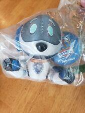 Nickelodeon Paw Patrol Robo Dog Plush Stuffed Animal NEW in Bag!
