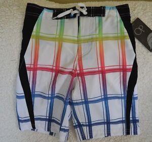 Boys swimming trunks OP Flex Adjustable Waist sizes 8, 10-12, 14-16, 18