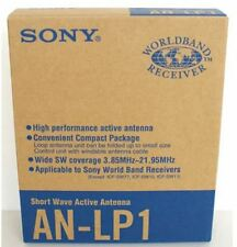 Portable Active World Band Radio Antenna Sony AN-LP1 from Japan