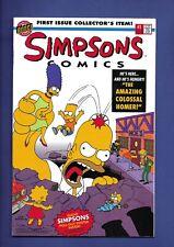 Simpsons Comics #1 Bongo Comics, 1993
