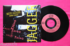 Rare EP 45T / Mick Jagger ‎– Sweet Thing / 7410 / EX