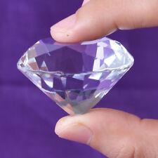 40mm Crystal Diamond Paperweight Decorative Ornament Wedding Gifts Keepsakes