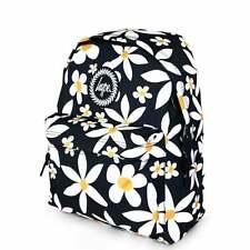 HYPE Daisy Field Backpack Black/White YYF476 HYPE Schoolbag