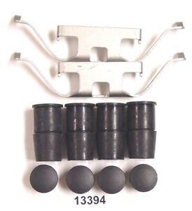 Disc Brake Hardware Kit Rear Better Brake 13394K