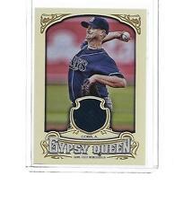 2014 Topps Gypsy Queen Baseball Alex Cobb Jersey Insert