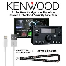 "Kenwood DNX994S DVD Navigation 6.95"" Touchscreen HD Radio w/ Screen Protector"